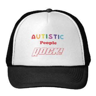 ¡Roca autística de la gente! Gorro