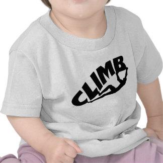 Roca Bouldering Camisetas