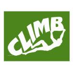 Roca Bouldering Tarjetas Postales