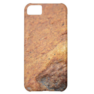 Roca coloreada moho del granito