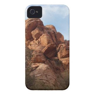 Roca Cráneo-Formada iPhone 4 Case-Mate Carcasas