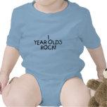Roca de 1 año trajes de bebé