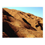 Roca de Ayers, parque nacional de Uluru, Australia Tarjeta Postal