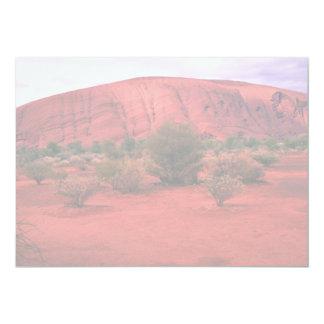 Roca de Ayers, parque nacional de Uluru, desierto Comunicados Personales