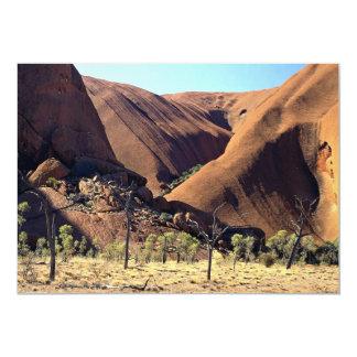 Roca de Ayers, parque nacional de Uluru, Territor Invitacion Personal