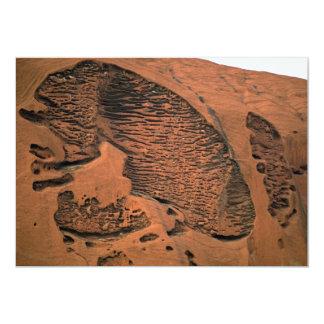 Roca de Ayers, roca natural que talla, Australia Comunicado Personal