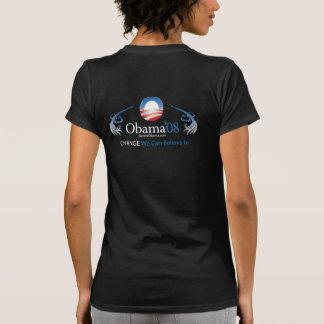 ¡Roca de Baaa! Obama Camisetas