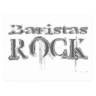 Roca de Baristas Postal