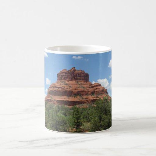 Roca de Bell, Sedona, Arizona Taza Clásica