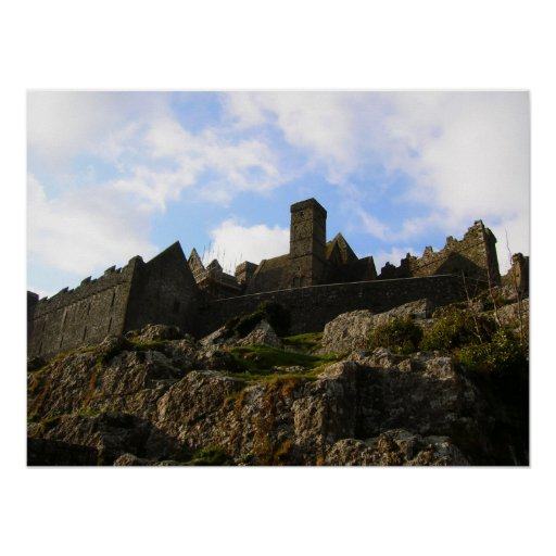 Roca de Cashel Póster