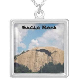 Roca de Eagle Colgante Cuadrado
