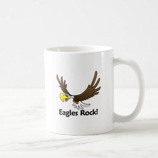 ¡Roca de Eagles! Taza