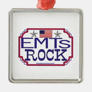 ¡Roca de EMTs Ornamentos Para Reyes Magos