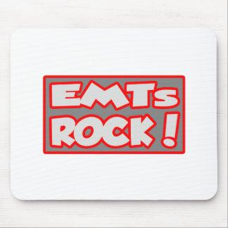 ¡Roca de EMTs Tapete De Ratones