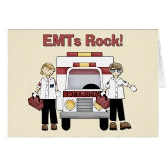 Roca de EMTs Felicitacion