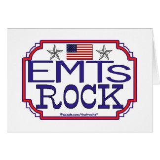 Roca de EMTs Tarjetón