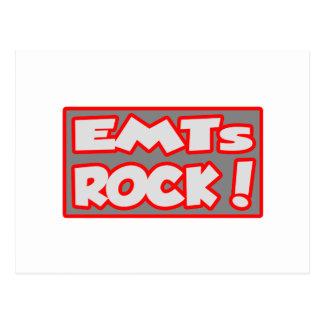 ¡Roca de EMTs Tarjetas Postales
