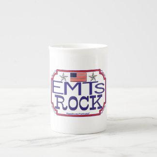 ¡Roca de EMTs Tazas De China