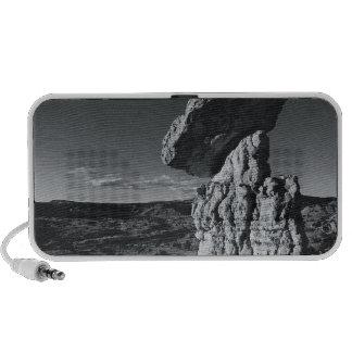 Roca de equilibrio, New México iPhone Altavoz