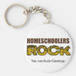 Roca de Homeschoolers Llaveros Personalizados