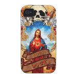 Roca de Jesús iPhone 4 Carcasa