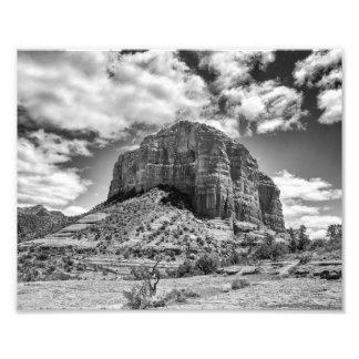 Roca de la catedral - impresión el | de la foto fotografía