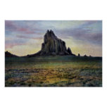 Roca de la nave de Farmington New México Posters