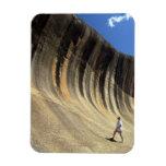 Roca de la onda, Australia occidental Iman De Vinilo