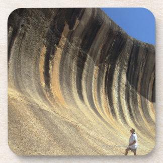 Roca de la onda, Australia occidental Posavasos De Bebida
