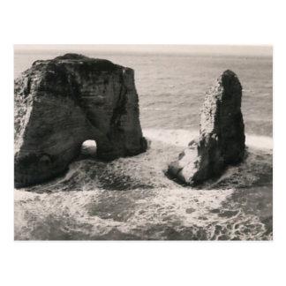 Roca de la paloma postales