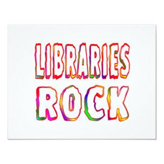 Roca de las bibliotecas