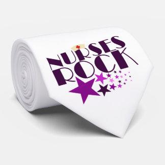 Roca de las enfermeras corbatas