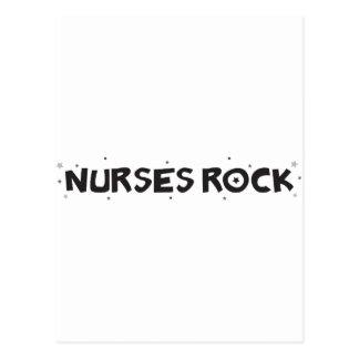roca de las enfermeras postal