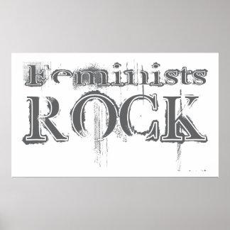Roca de las feministas poster