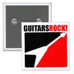 ¡Roca de las guitarras! Pins