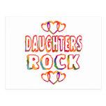 Roca de las hijas postales