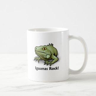 ¡Roca de las iguanas! Tazas