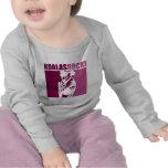 ¡Roca de las koalas! Camiseta