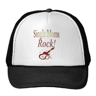 ¡Roca de las madres solteras! Engranaje Gorros