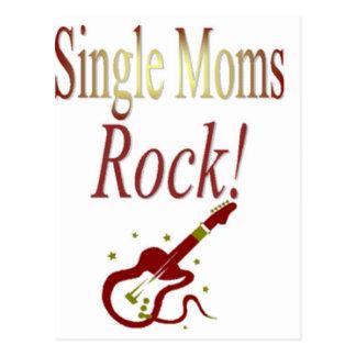 ¡Roca de las madres solteras! Engranaje Postal