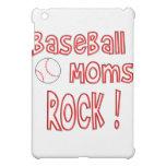 ¡Roca de las mamáes del béisbol! (rojo)