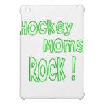 ¡Roca de las mamáes del hockey! (verde)