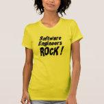 ¡Roca de las Software Engineers! Camiseta