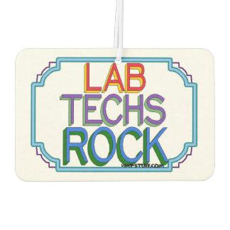 Roca de las tecnologías del laboratorio