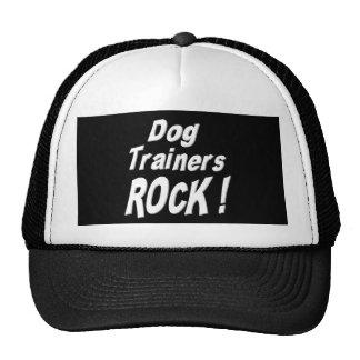 ¡Roca de los adiestradores de perros! Gorra