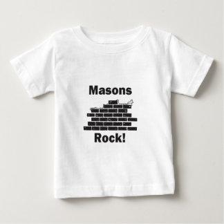Roca de los albañiles tee shirt