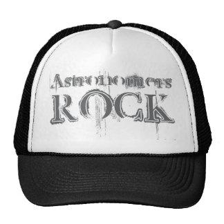 Roca de los astrónomos gorras de camionero