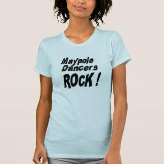 ¡Roca de los bailarines del Maypole! Camiseta