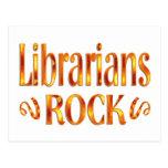 Roca de los bibliotecarios postales