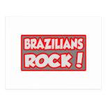 ¡Roca de los brasilen@os! Postales